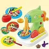 WANGQI Knet-Werkzeug-Set, Küchenmaschine Knete Plasticine DIY Spielteig Modellierung Clay Kid Play House Toy für Fantasievolles und Kreatives Spielen (Nudelmaschine)