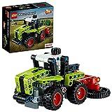 LEGO 42102 Technic Mini CLAAS XERION Traktor & Feldhäcksler, 2-in-1 Bausatz, Sammlung von Schwerlastfahrzeugen