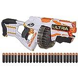 NERF Ultra One Motorized Blaster – Weiterentwickeltes Design, Trommelmagazin mit hoher Kapazität, 25 Ultra Darts Darts mit der höchsten Reichweite Aller Zeiten