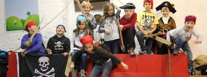 Piraten Kinderparty
