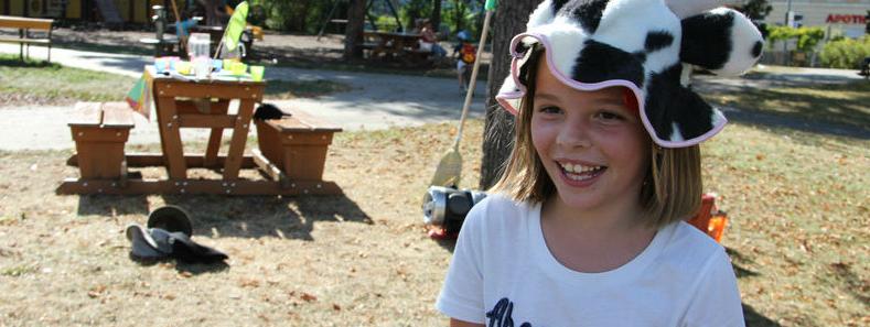 Outdoor Kindergeburtstag