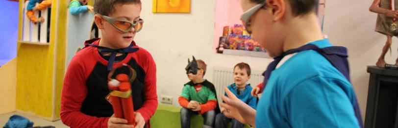 Batman Kindergeburtstag
