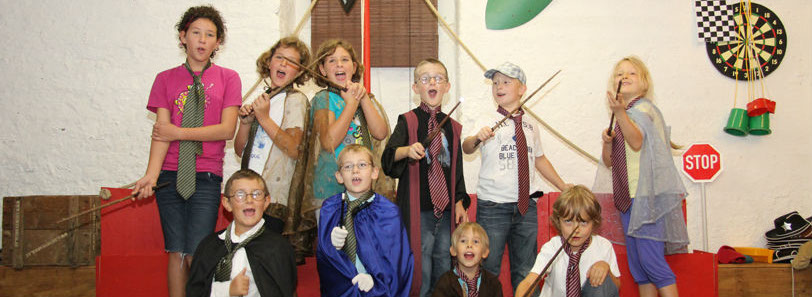 Harry Potter Kindergeburtstag