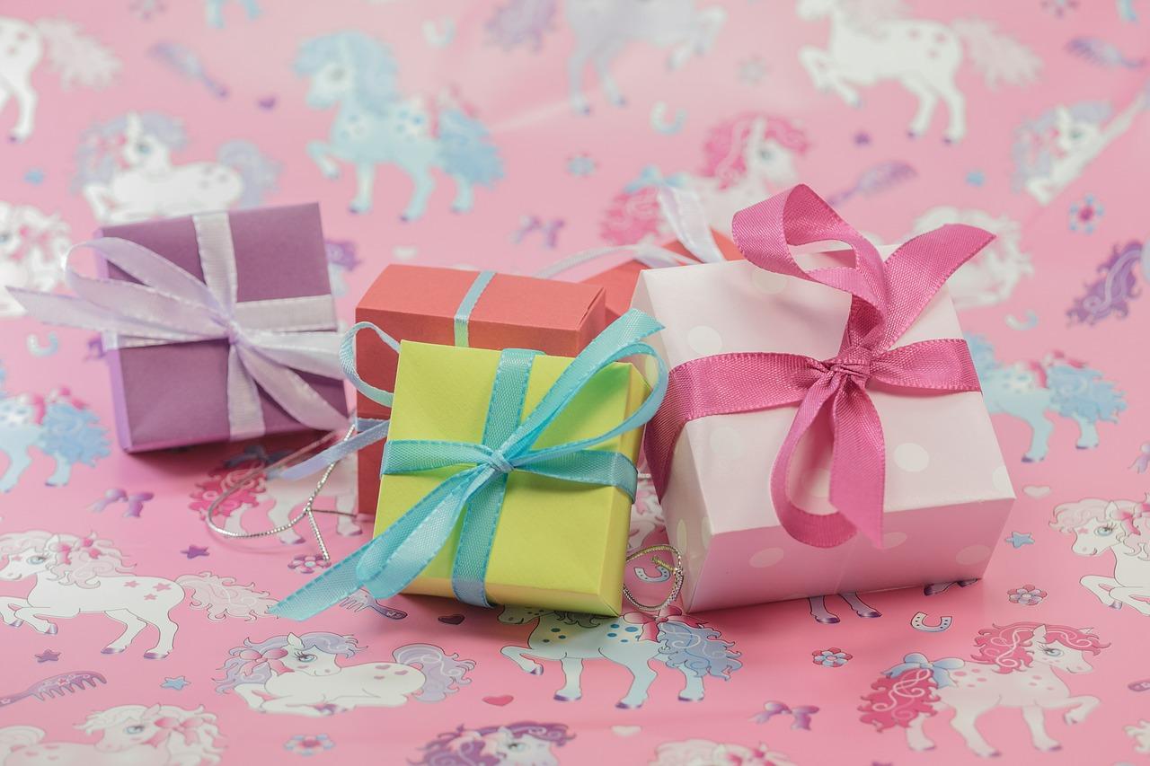 Kindergeburtstag Geschenk