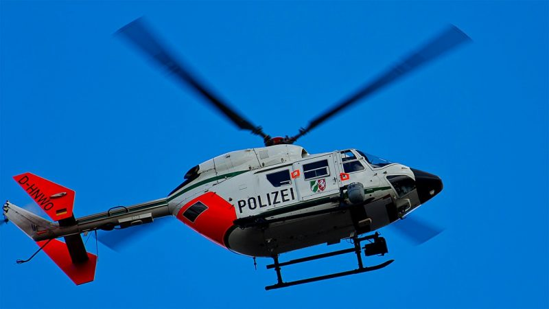 Kinderparty Polizei