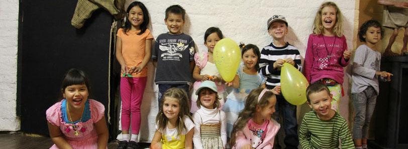 Kinderparty organisieren lassen