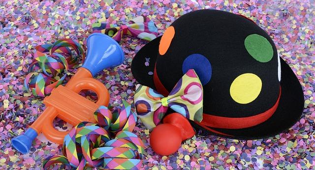 Kinderparty Karneval