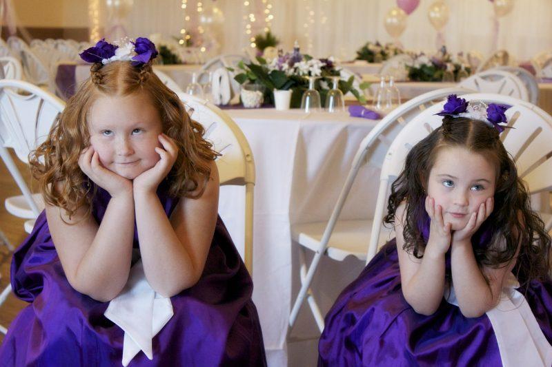 Kinderfreundliche Hochzeit