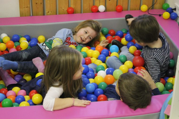 Kinderpartys für jede Altersgruppe