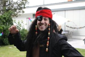 Piraten Verkleidung