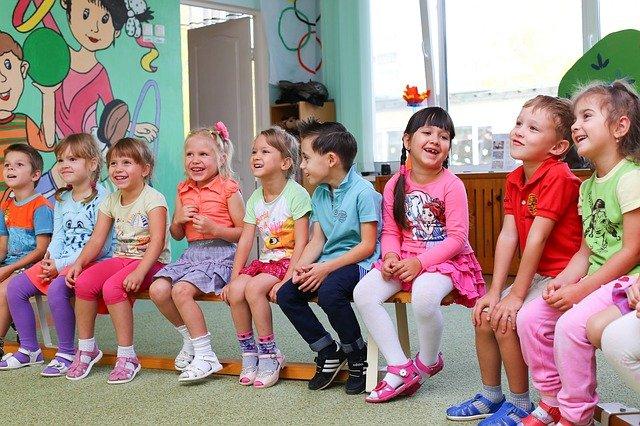 Kindergeburtstag Kinder