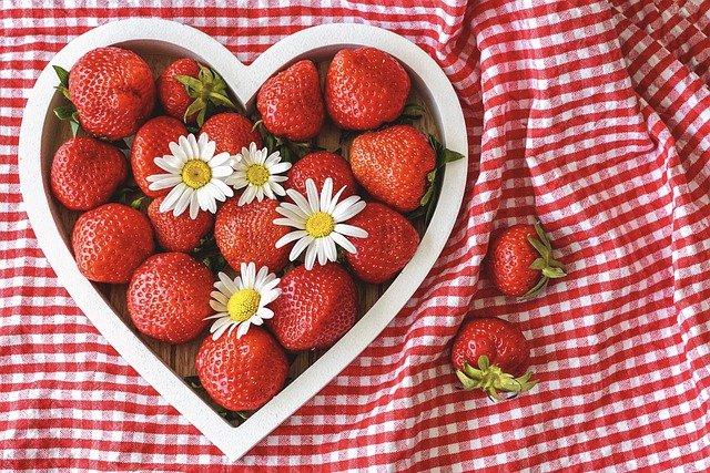 Erdbeeren zum Muttertag