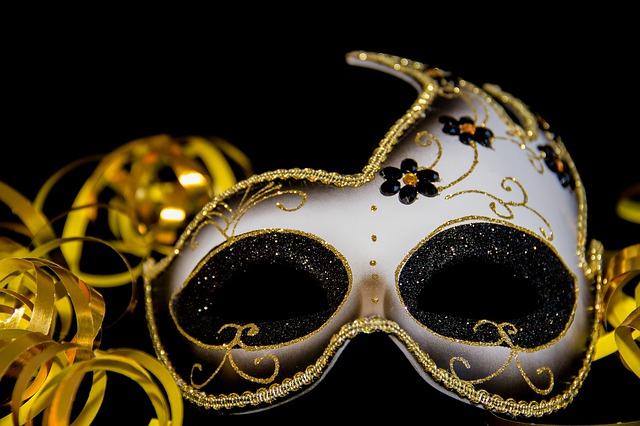Faschingsmaske